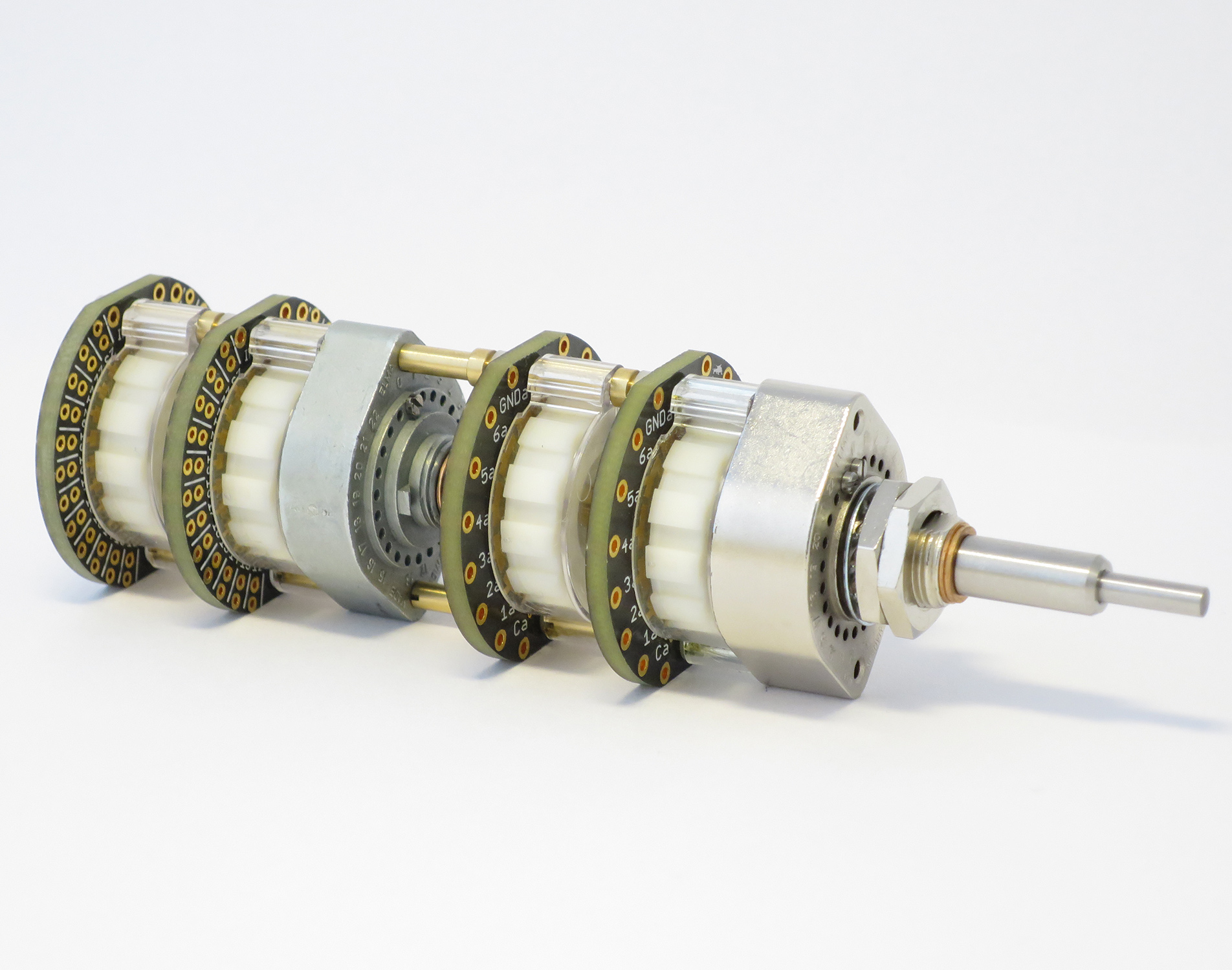 Elma A4 Concentric rotary switch