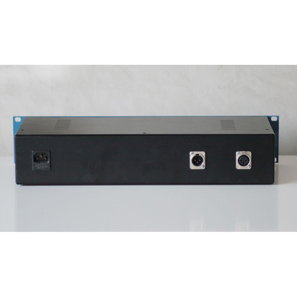 G-Pultec 19inch case DIY Audio vented steelcase