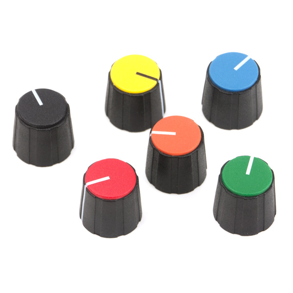 Sifam British s151 collet knobs