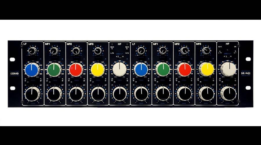DR-MQ5 Collet Knobs Set