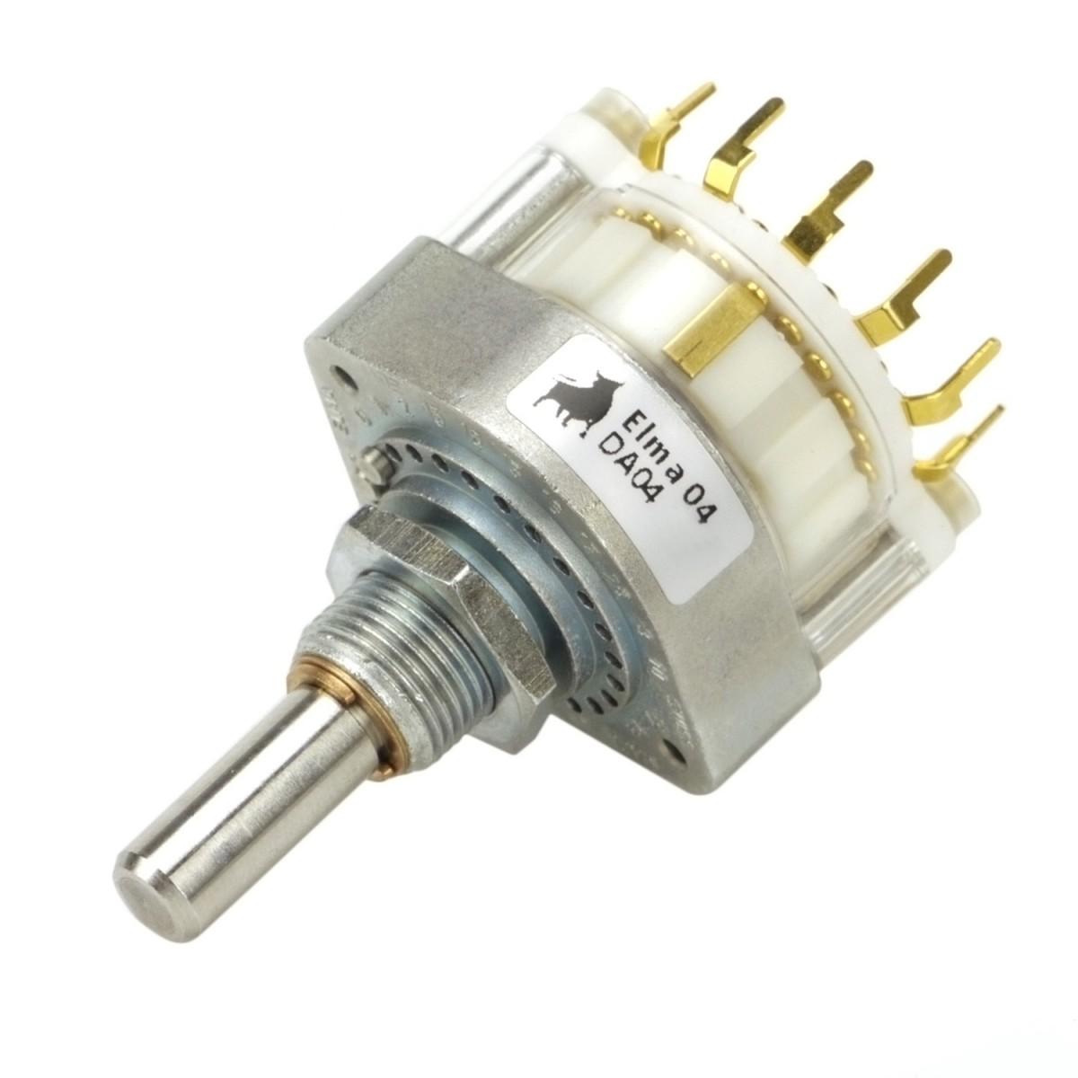 Elma Rotary switch Type 04, 33,15 €