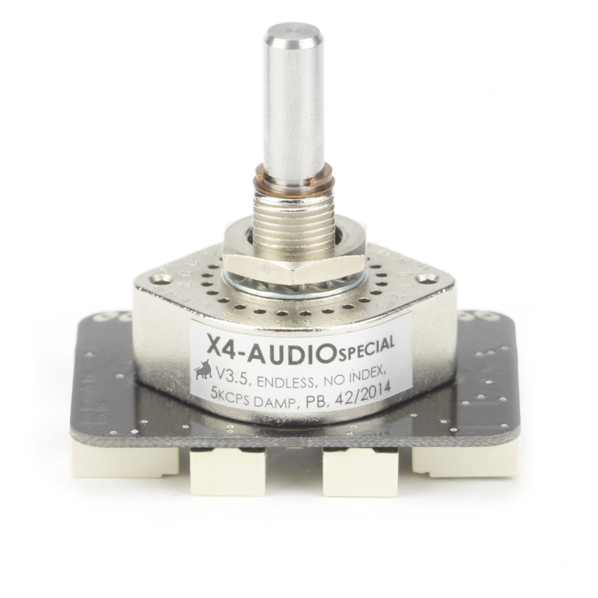 Elma X4 Audio Relay Attenuator Switch Electronic Selector Driven By Relays