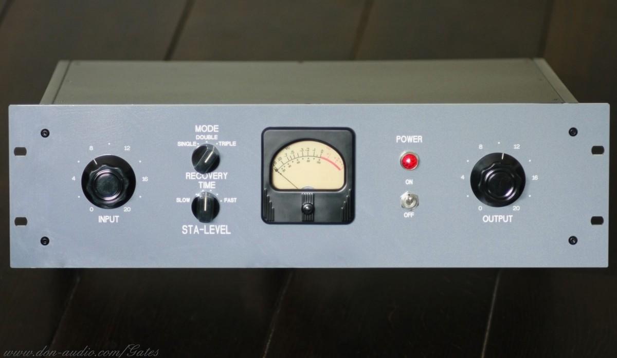 Sta Level Compressor Rackmount Kit Incl Case And Neutrik