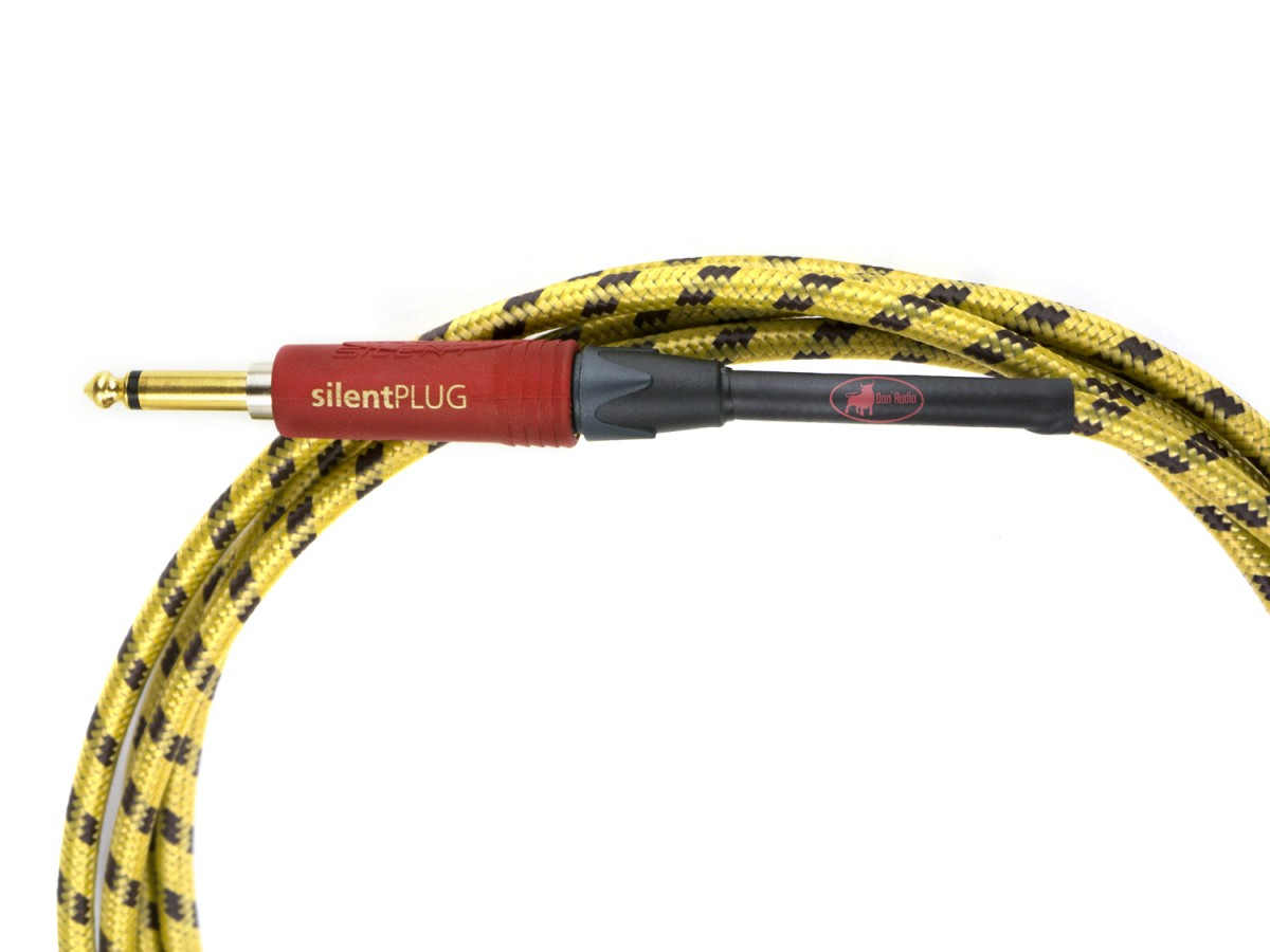 Dual Silent Guitar Cable - Ghost, 34,99 €