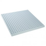 Acoustic Pyramid Foam 70 mm 1000x1000 mm