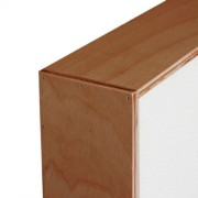 Ben Alder wood frame for wall-mount 1200x620mm