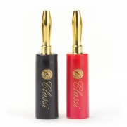 Classi-Audio BM-2-G banana plug, gold