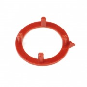 Classi Drehknopf rot Arrow pointer-ring bottom piece für...