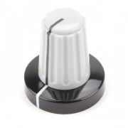 Classi Collet Knob Dwarf with skirt 18,7mm grey