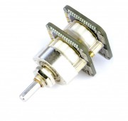 Elma High-End Audio Rotary switch A47 10k 2 Wafers