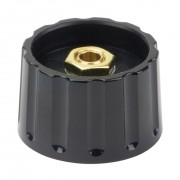 Elma Collet Knob 28mm black glossy