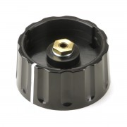 Elma Classic Collet Knob 36mm black