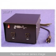 Hammond 1000VA Plug-In Isolation Transformer 289FT