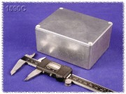 Hammond Diecast Aluminum Enclosure 115x90x51mm