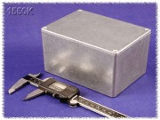 Hammond Diecast Aluminum Enclosure 140x102x73 mm