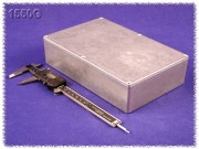 Hammond Diecast Aluminum Enclosure 222x146x51mm