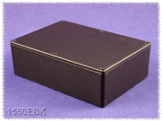 Hammond Diecast Aluminum Enclosure black 171x121x51mm