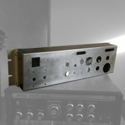 Classic Tube Opto Comp Front- & Enclosure Set incl. Knobs