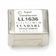 Lundahl LL1636 audio input transformer