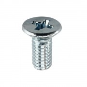 M3x8 Countersunk Phillips Screw galvanized