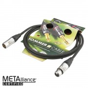 Microphone Reference EMC-QUAD cable, 4 x 0,14 mm² XLR /...