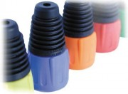 Neutrik BSX bushing for color coding