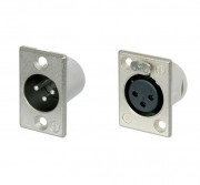 Neutrik Classic replacement receptacles for Teletronix, UREI