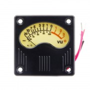 Sifam Vintage AL15TP Retro VU-Meter LED illuminated,...