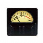 Sifam AL19R Retro Vintage VU-Meter, LED Illuminated