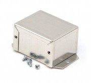 Small Flanged Aluminum Enclosure