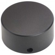 Solid Aluminum Knob DRITTO Black