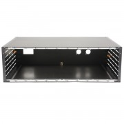 3U V-Case Pro Enclosure Set with front Mounting Rails