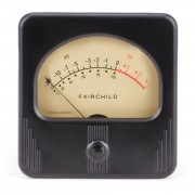 Vintage Simpson Level VU Meter FAIRCHILD Model