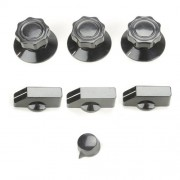 Chicago Daka-Ware MEQ-5 Complete Knobs Kit