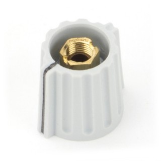 Classi collet wing knob 14,5mm gray