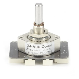 Elma X4 Audio relay attenuator switch