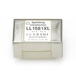 Lundahl LL1581XL Splitting Audio Transformer