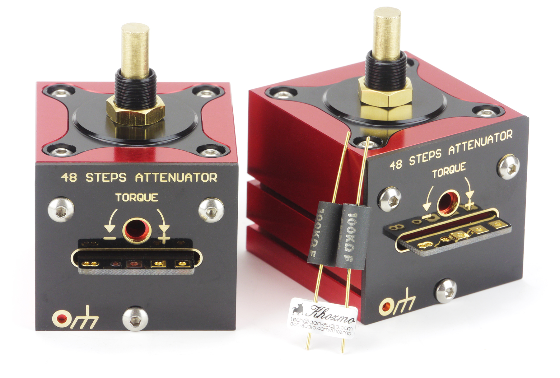 Khozmo Stepped Attenuator switch Mono