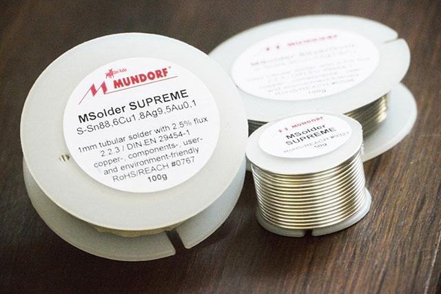 Mundorf MSolder Supreme