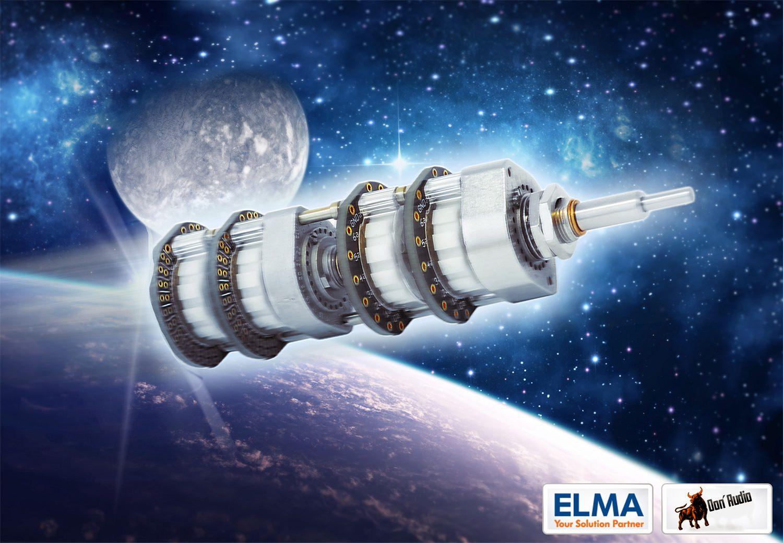 Elma concentric universe