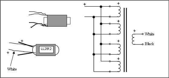Lundahl Ll2912 Ribbon Microphone Transformer  69 89